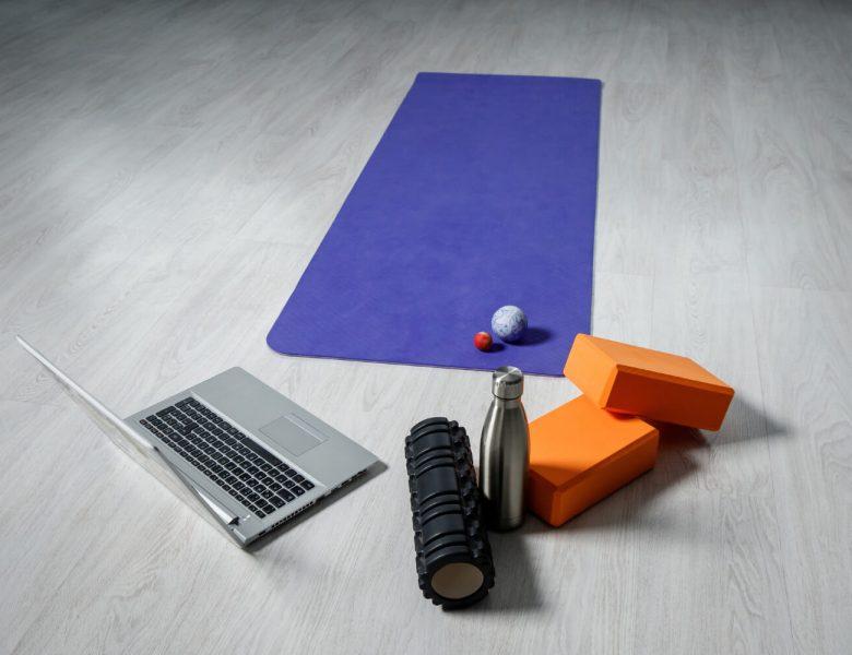 Faire de l'exercice sans quitter la maison